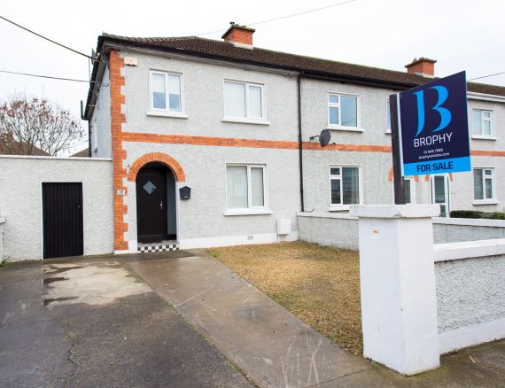 3 Bed Property For Sale in 32 Collins Park Dublin 9 - Brophy Estates